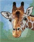 Giraffe - Vervaco Cross Stitch Kit