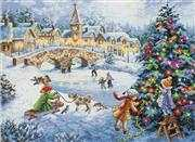 Winter Celebration - Dimensions Cross Stitch Kit