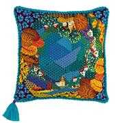 RIOLIS Dreamland Cushion Cross Stitch Kit