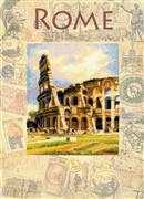 Rome - RIOLIS Cross Stitch Kit