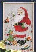 Reading the List Advent - Danish Design by OOE Cross Stitch Kit