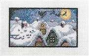 Christmas Night - Danish Design by OOE Cross Stitch Kit