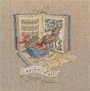Danish Design by OOE Jingle Bells Cross Stitch Kit