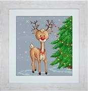 Luca-S Denny Christmas Cross Stitch Kit