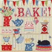 Bothy Threads Bake! Cross Stitch Kit