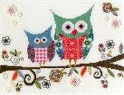 Bothy Threads Love Woo Cross Stitch Kit