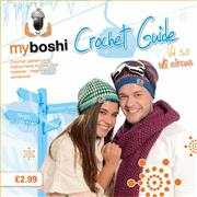 Knitting and Crochet MyBoshi Crochet Patterns
