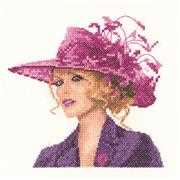 Sarah Mini - Evenweave - Heritage Cross Stitch Kit