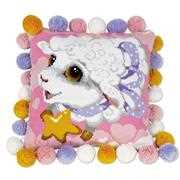 Lamb Cushion - RIOLIS Cross Stitch Kit