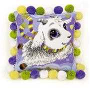 RIOLIS Little Goat Cushion Cross Stitch Kit