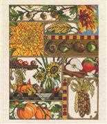 Autumn Montage - Janlynn Cross Stitch Kit