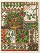 Winter Montage - Janlynn Cross Stitch Kit