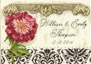 Dimensions Elegant Wedding Record Cross Stitch Kit