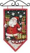 Dimensions Winter Banner Cross Stitch Kit