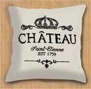 Anette Eriksson Chateau Premium Cushion Kit Cross Stitch