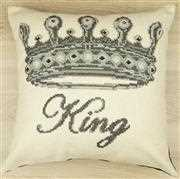Anette Eriksson King Premium Cushion Kit Cross Stitch