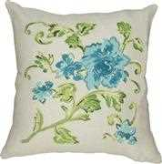 Fleur Value Cushion Front - Anette Eriksson Cross Stitch Kit