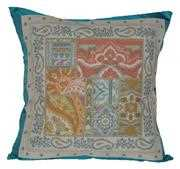 Resort Value Cushion Front - Anette Eriksson Cross Stitch Kit