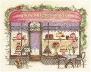 Patisserie - DMC Cross Stitch Kit