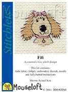 Mouseloft Fifi the Dog Cross Stitch Kit