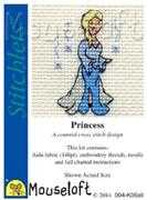 Princess - Mouseloft Cross Stitch Kit