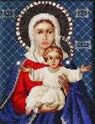 Luca-S Leushinskaya Mother of God Cross Stitch Kit
