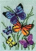 Butterflies Galore - Design Works Crafts Tapestry Kit