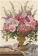 Design Works Crafts Symphony Bouquet Cross Stitch Kit