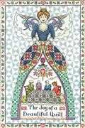 Jim Shore Quilt Angel - Design Works Crafts Cross Stitch Kit
