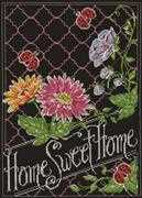 Home Sweet Home - Design Works Crafts Cross Stitch Kit