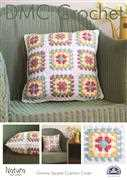 DMC Granny Square Cushion Cover