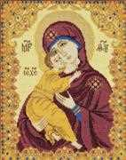 Our Lady of Vladimir - RIOLIS Cross Stitch Kit