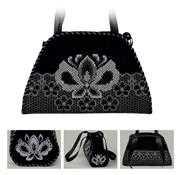 RIOLIS Evening Bag Graphite Cross Stitch Kit