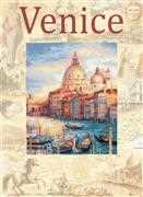 RIOLIS Cities of the World, Venice Cross Stitch Kit