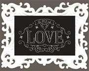 Grow Love - Design Works Crafts Cross Stitch Kit