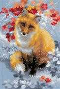 RIOLIS Fox Cross Stitch Kit