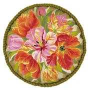 Tulips Cushion - RIOLIS Cross Stitch Kit