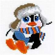 RIOLIS Penguin Cross Stitch Kit