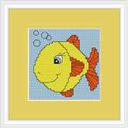 Fish - Luca-S Cross Stitch Kit
