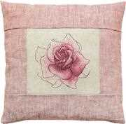 Rose Pillow - Luca-S Cross Stitch Kit