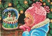 Christmas Wishes - Dimensions Cross Stitch Kit