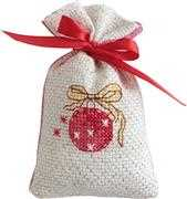 Bauble Bag - Luca-S Cross Stitch Kit