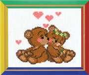 RIOLIS Happy Bee Little Imps Cross Stitch Kit
