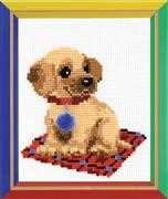 RIOLIS Puppy Cross Stitch Kit