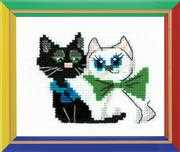 RIOLIS Happy Pair Cross Stitch Kit