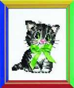 RIOLIS Bow Cross Stitch Kit