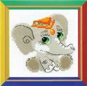 Elephant - RIOLIS Cross Stitch Kit