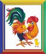 RIOLIS Daddy's Kids Cross Stitch Kit