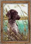 RIOLIS Hunting Cross Stitch Kit