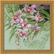 Tropical Orchids - RIOLIS Cross Stitch Kit